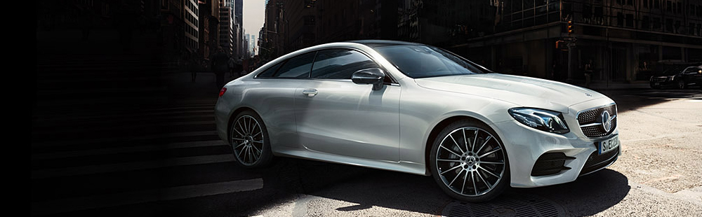 The E-Class Coupé