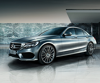The C-Class Sedan